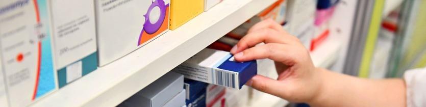 Manage medical supply with PAR levels