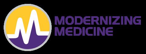 Modernizing Medicine EMR Logo